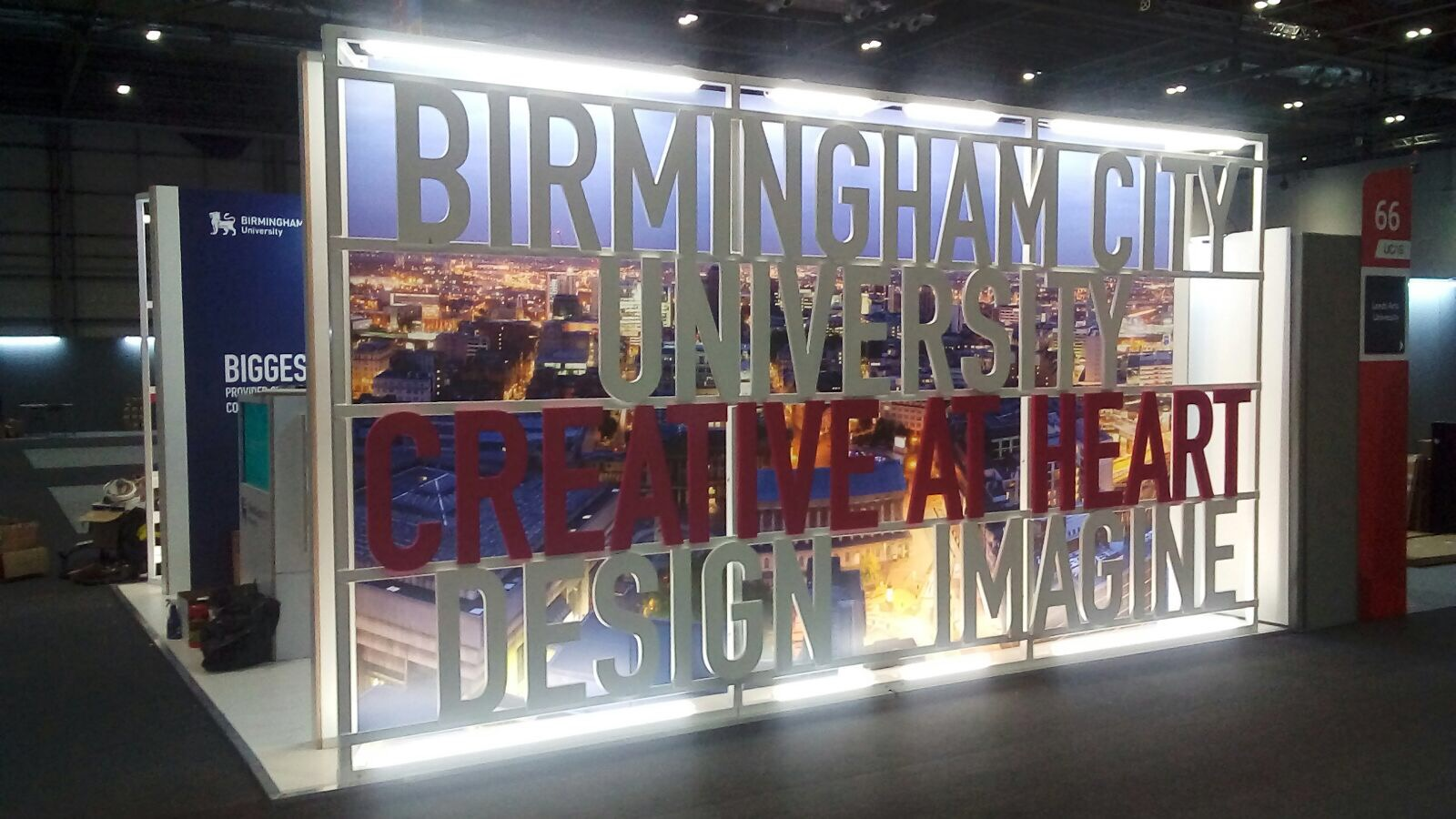 Exhibition Stand Design And Build Manchester : Plane structure major exhibition stand for birmingham city